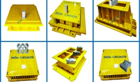 6 loại khuôn gạch block bê tông phổ biến nhất hiện nay