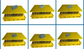 Các loại khuôn gạch block bê tông