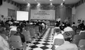 Production of concrete block – Vietnam no longer depends on foreign countries