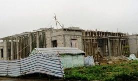 Công trình sử dụng hoàn toàn gạch không nung tại Thanh Hóa