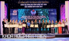 DMCLINE concrete block production line has achieved Vietnam Science and Technology Innovation Award