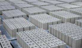 Tiết kiệm tài nguyên và bảo vệ môi trường bằng việc sử dụng gạch không nung công nghệ DmCline