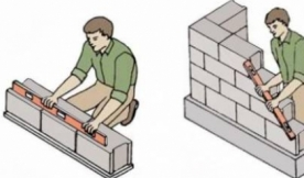 Hướng dẫn xây trát gạch không nung
