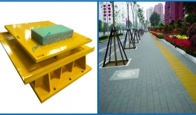 Khuôn gạch chèn chữ nhật DmCline bền đẹp, đạt tiêu chuẩn quốc tế