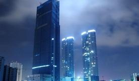 Gạch không nung phát triển không ngừng - tòa nhà Keangnam