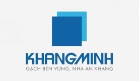 Công ty cổ phần gạch Khang Minh - tỉnh Hà Nam