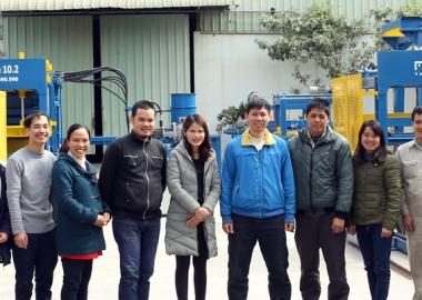 Đào tạo nhận thức và thực hành 5S tại công ty cổ phần Đoàn Minh Công