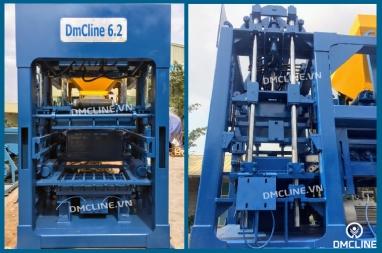 Dây chuyền sản xuất gạch không nung D6