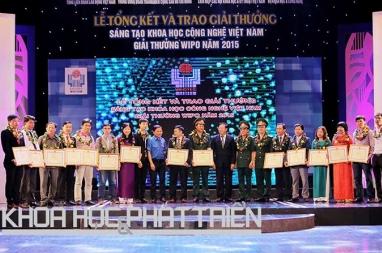 DmCline đạt giải sáng tạo Khoa học Công nghệ 2015