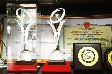 Tổng hợp giải thưởng của DmC