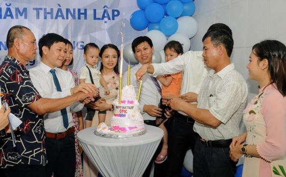 Kỷ niệm 12 năm thành lập công ty CP Đoàn Minh Công (DmC)